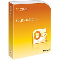 Microsoft Outlook 2010 - Complete Product - 1 PC (Academic)