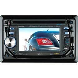 Boss BV9155B Car DVD Player - 320 W RMS - Double DIN