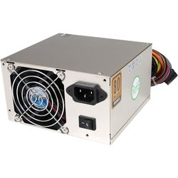 StarTech.com Professional 530 Watt ATX12V 2.3 80 Plus Computer Power