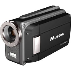 Mustek HDV527W Black Digital Camcorder