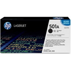 HP 501A Toner Cartridge
