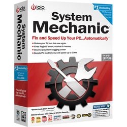 iolo System Mechanic PC TotalCare - Complete Product - 3 Computer
