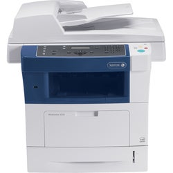 Xerox WorkCentre 3550 Laser Multifunction Printer - Monochrome - Plai