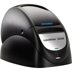 Dymo LabelWriter SE450 Direct Thermal Printer - Monochrome - Label Pr