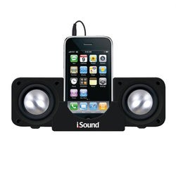 i.Sound DGIPOD-1559 2.0 Speaker System - Black