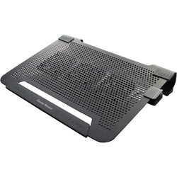 Cooler Master NotePal U3 Laptop Cooling Pad with Three Configurable 80mm Fans