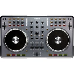 Numark Mixtrack DJ Software Controller