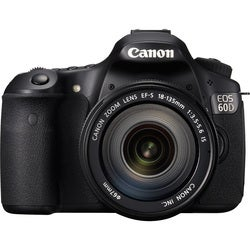 Canon EOS 60D DSLR Digital Camera with 18-135mm IS Lens Kit