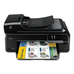 HP Officejet 7500A E910 Inkjet Multifunction Printer - Color - Photo 