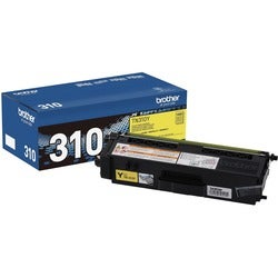 Brother TN310Y Toner Cartridge - Yellow