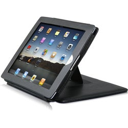 Premiertek LC-IPAD-STD Carrying Case (Flip) for iPad - Black