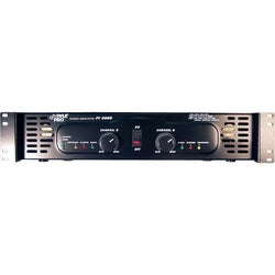 "PylePro 19"" Rack Mount 4000-watt Power Amplifier (Refurbished)"