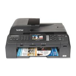 Brother MFC-5895CW Inkjet Multifunction Printer - Color - Plain Paper