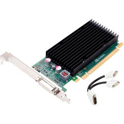 PNY VCNVS300X16-PB NVS 300 Graphics Card - 512 MB DDR3 SDRAM - PCI Ex