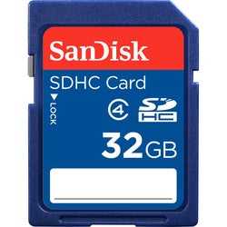 SanDisk SDSDB-032G-B35 32 GB Secure Digital High Capacity (SDHC) - 1