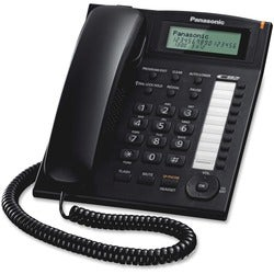 Panasonic KX-TS880-B Single Line Phone