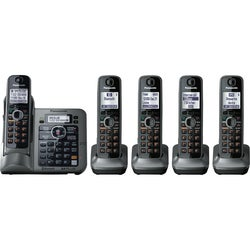Panasonic KX-TG7645M Standard Phone - DECT