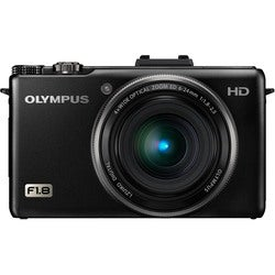 Olympus XZ-1 10MP Black Digital Camera