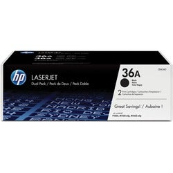 HP No. 36A Toner Cartridge - Black