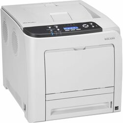 Ricoh Aficio SP C320DN Laser Printer - Color - Plain Paper Print - De