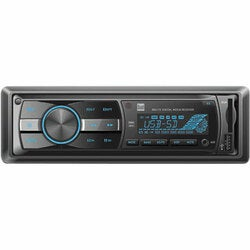 Dual XR4115 Car Flash Audio Player - 200 W RMS