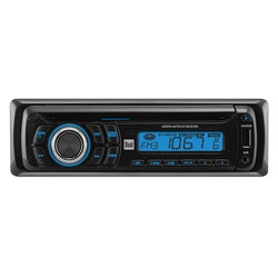 Dual XD5250 Car CD Player - 28 W RMS - Single DIN