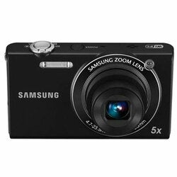 Samsung SH100 14.2MP Black Digital Camera
