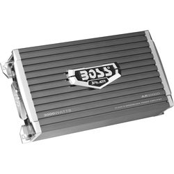 Boss ARMOR AR3000D Car Amplifier - 1.20 kW RMS - 3 kW PMPO - 1 Channe