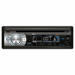 Boss 738UA Car CD/MP3 Player - 240 W - Single DIN