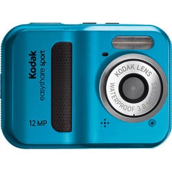 Kodak EasyShare C123 12MP Blue Digital Camera