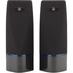 Digital Innovations AcoustiX 2.0 Speaker System - 2 W RMS