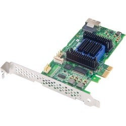 Adaptec 6405 SAS RAID Controller - Serial Attached SCSI, Serial ATA/6