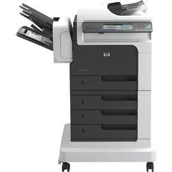 HP LaserJet M4555 M4555FSKM Laser Multifunction Printer - Monochrome