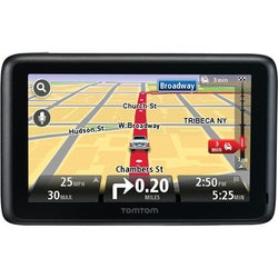 TomTom GO 2535 TM 5-Inch GPS Navigation System with Lifetime Maps & Traffic