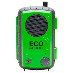 Grace Digital Eco Extreme Speaker System - Lime Green