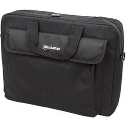 "Manhattan London 438889 Carrying Case (Briefcase) for 15.4"" Notebook"