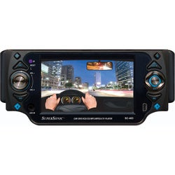 Supersonic SC-403 Car DVD Player - 4.3