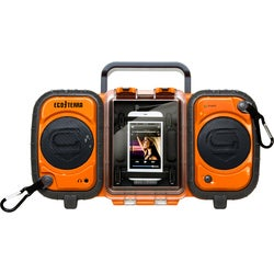 Grace Digital Eco GDI-AQ2SI60 2.0 Speaker System - Orange