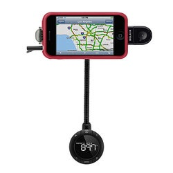 Belkin TuneBase F8Z441-P Wired Car Hands-free Kit - USB
