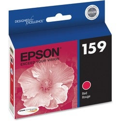 Epson UltraChrome 159 Ink Cartridge - Red