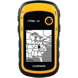 Garmin eTrex 10 Handheld GPS Navigator