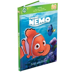 LeapFrog Tag Book Disney Pixar Finding Nemo: Lost and Found Yes Learn
