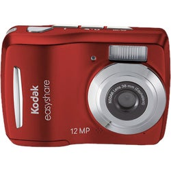 Kodak EasyShare C1505 12MP Red Digital Camera