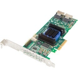Adaptec 6805E SAS RAID Controller - Serial Attached SCSI, Serial ATA/