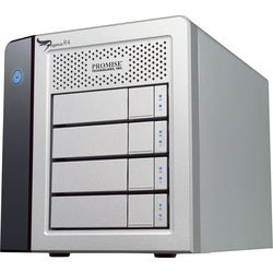 Promise Pegasus PR402US NAS Hard Drive Array - 4 x HDD Installed - 8