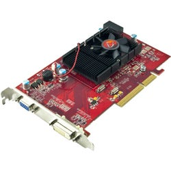 Visiontek 900374 Radeon HD 3450 Graphics Card - 512 MB DDR2 SDRAM - A