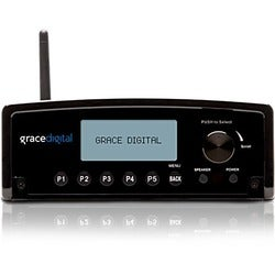 Grace Digital GDI-IRBM20 Internet Radio - Wi-Fi