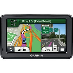 Garmin nunvi 2455LMT Automobile Portable GPS Navigator with Lifetime Maps & Traffic