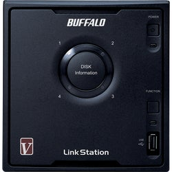 Buffalo LinkStation Pro Quad LS-QVL Network Storage Server