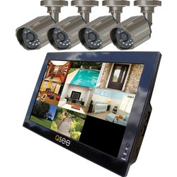 Q-see QC40108-418-5 Video Surveillance System